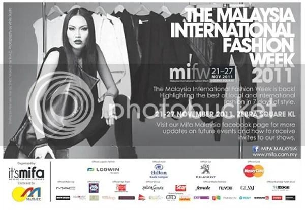 November 2011 Fashion Week