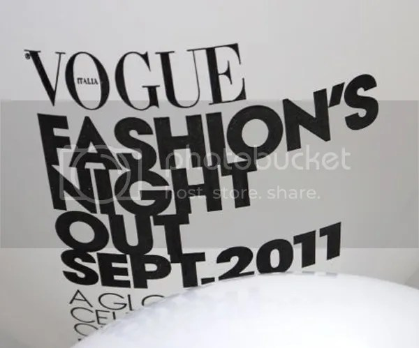 September 2011 Fashion Week