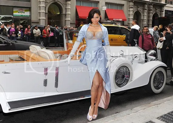 Adriana Lima 2M Fantasy Bra
