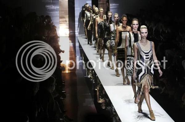 Milan Italy Fashion Week 2013