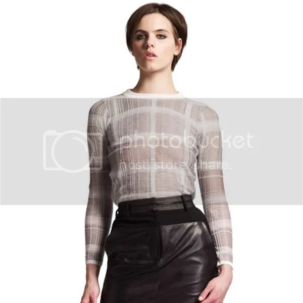 Plaid Trend Trendy Fashion Shirt Top