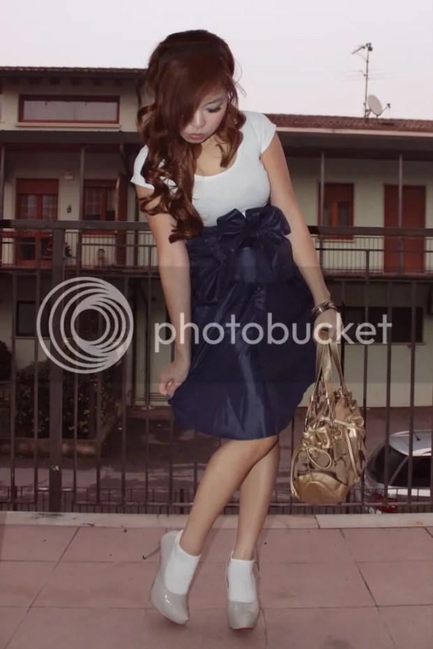 IY Polo Shirt Skirt