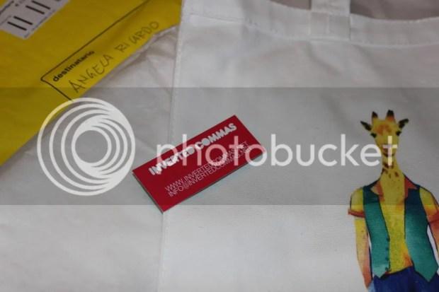 Inverted Commas Fashion Bag