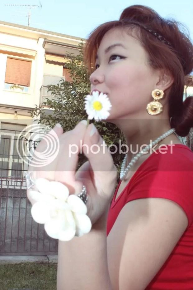 Fashion Style Blogger koreandoll miss angel asian barbie
