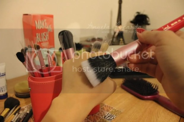 Angela Ricardo Review Sigma Make Me Up Professional Brush Kit