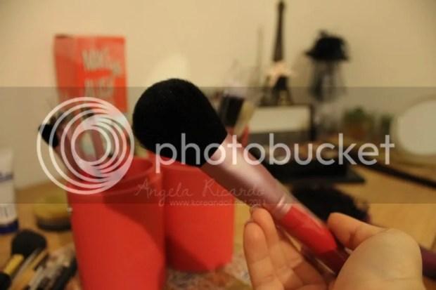 Angela Ricardo Review Sigma Make Me Up Professional Brush Kit
