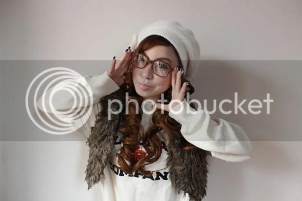 Geek Girl Hime Gyaru Look
