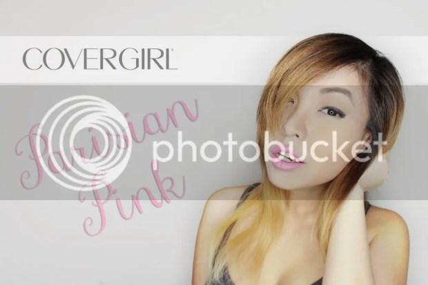CoverGirl Parisian Pink