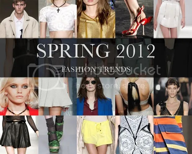 Fashion World This Spring