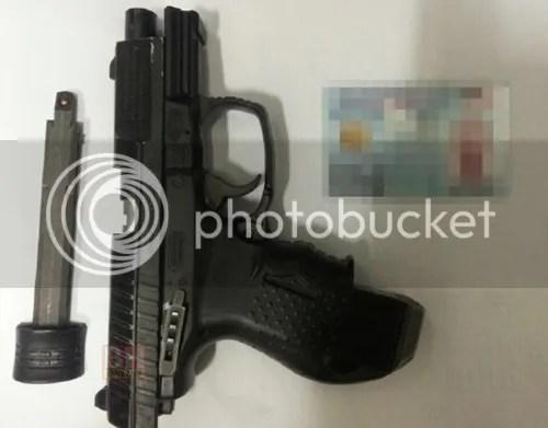 amir ukays pistol