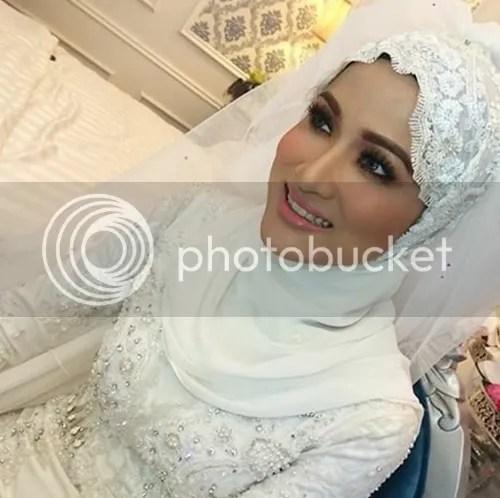 gambar kahwin hanis zalikha hairul azreen