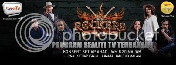 rockers sensasi