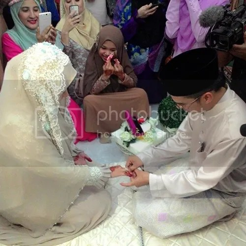 abby abadi kahwin lagi
