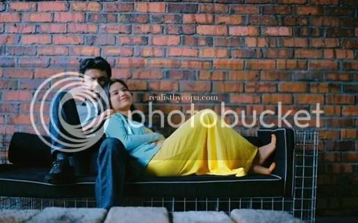 gambar post wedding yusry lisa