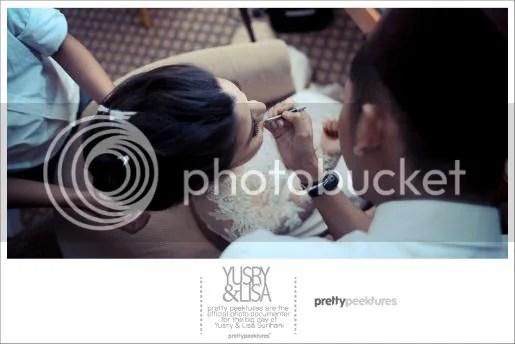 gambar lisa kahwin