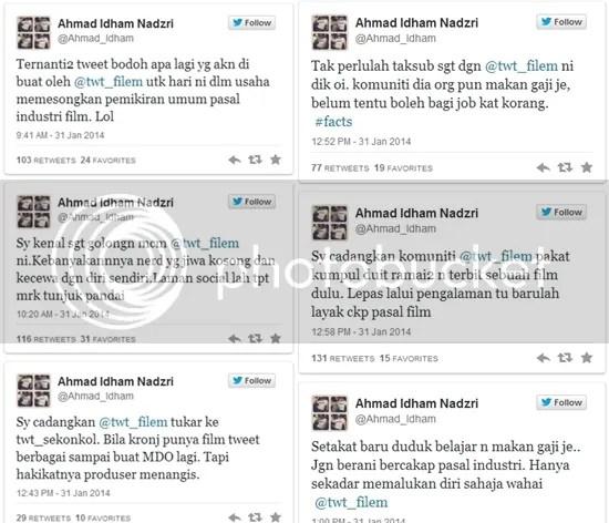 ahmad idham kritik