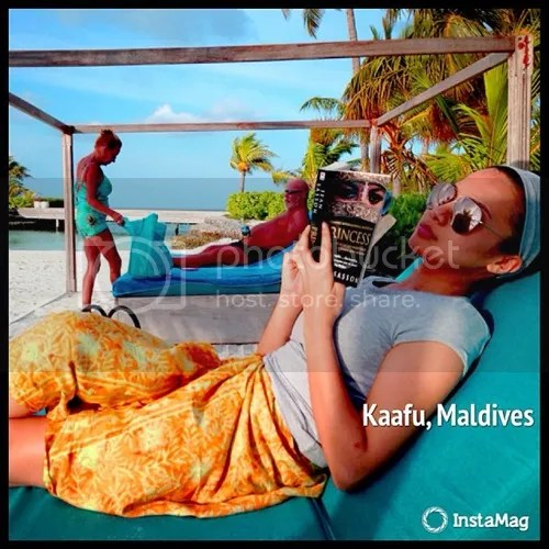 neelofa di maldives
