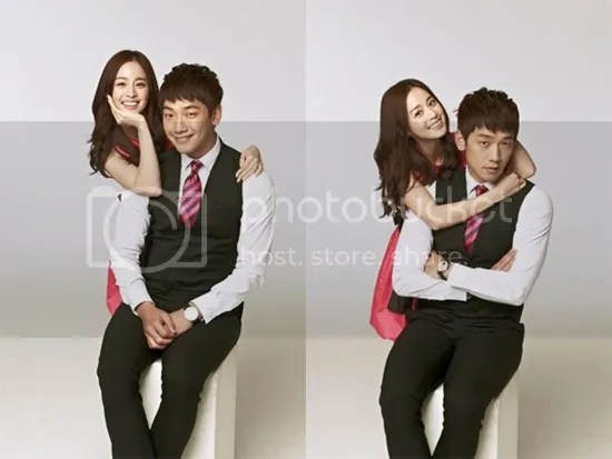 rain and kim tae hee in love