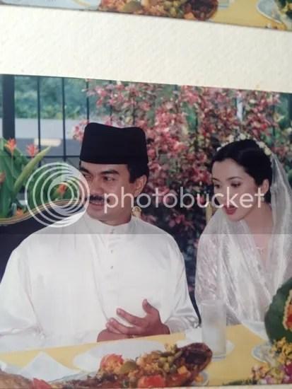 gambar kahwin sofia jane