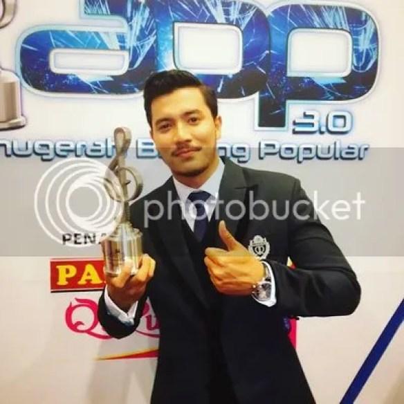 Fattah Amin Bintang Paling Popular ABPBH 3.0