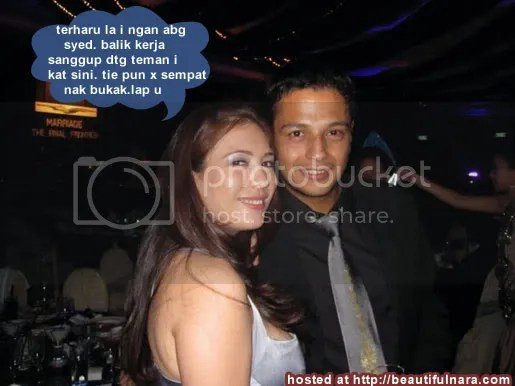 suami sharifah sofia