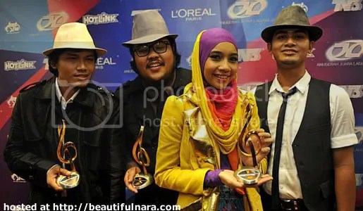 yuna and the band