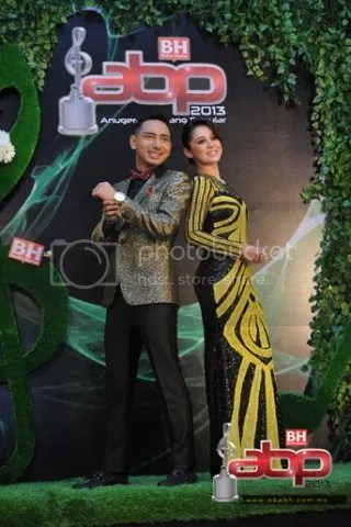 gambar red carpet abpbh2013