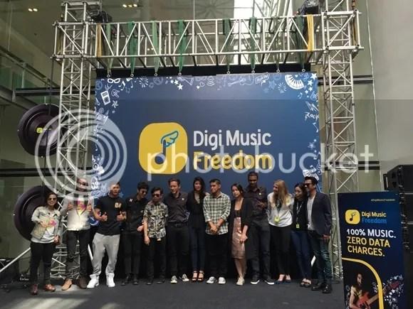 digi music freedom
