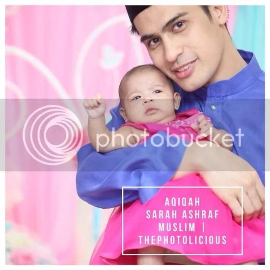 keluarga bahagia ashraf muslim