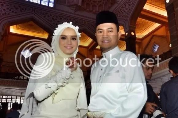 hanez suraya kahwin