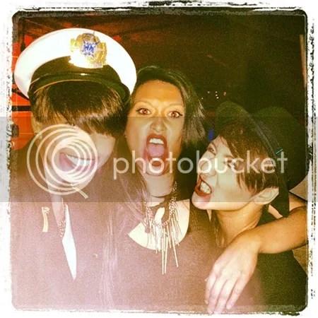 nabila huda parti halloween