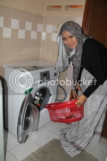 mesin basuh mini lg