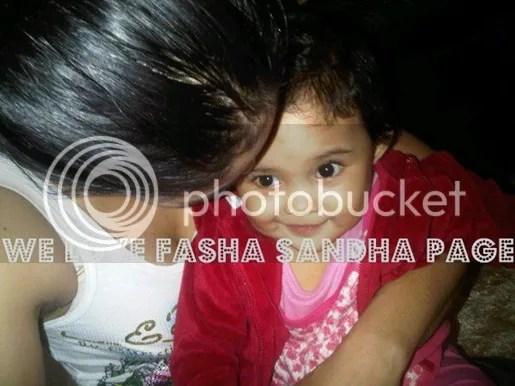 fasha sandha dan baby