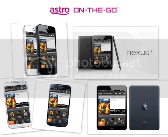 aastro on the go