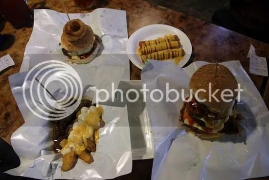 burger bakar abang burn