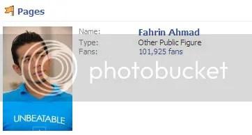facebook fahrin ahmad