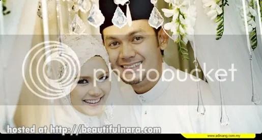 LAGI GAMBAR)Sekitar Perkahwinan Aida Gadis Melayu Dan Saiful