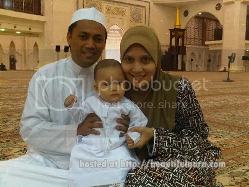 arni nazira dan keluarga