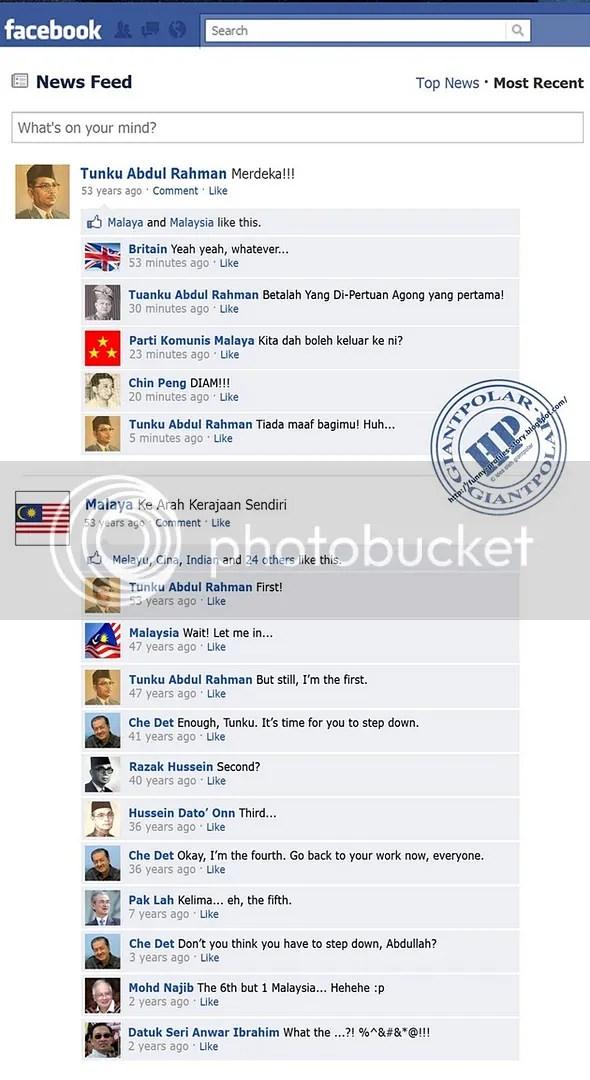 status facebook yang lawak