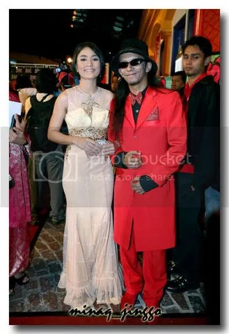 red carpet abpbh2008