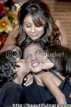 keluarga shah rukh khan
