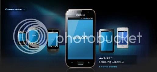 celcom smartphone