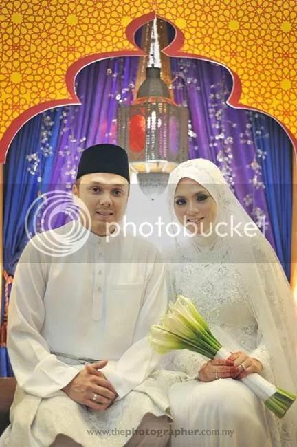 gambar pernikahan nurul syuhada