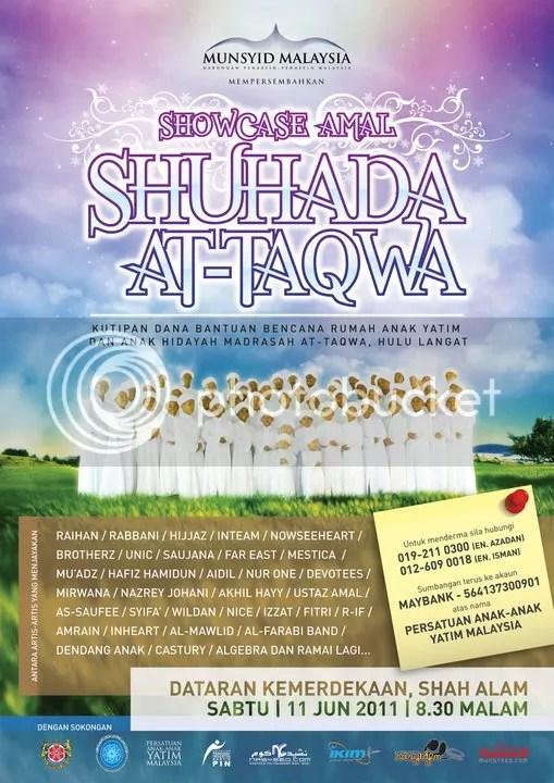 shuhada at taqwa