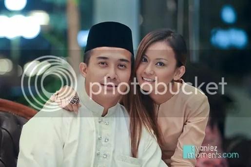 aaron dan isteri