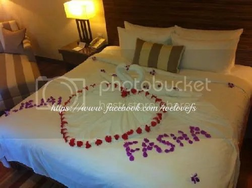 gambar honeymoon fasha sandha