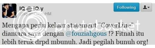 fouziah gous iqram