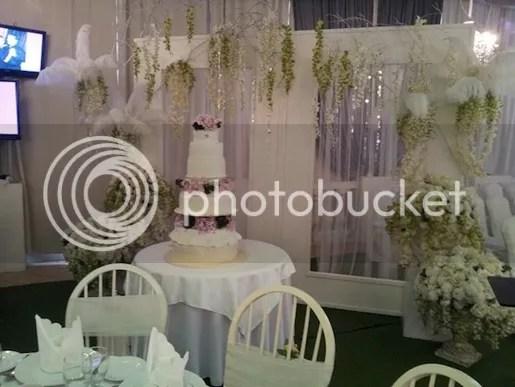 gambar kahwin nurul ericc dep