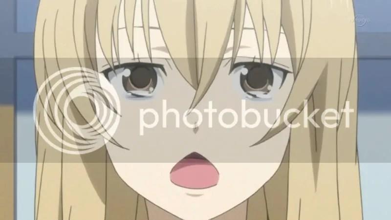 Chiaki cried. Aaw..