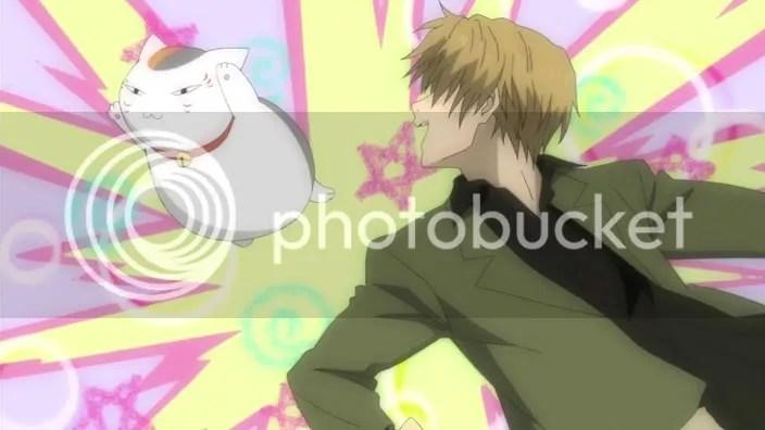 I dont think Nyanko likes the idea of youkai being servants...